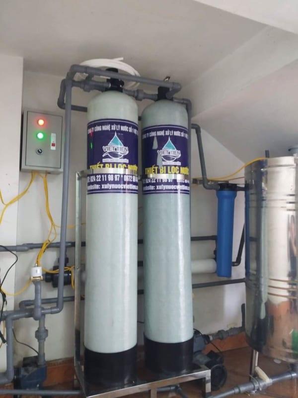 lọc nước siêu sạch